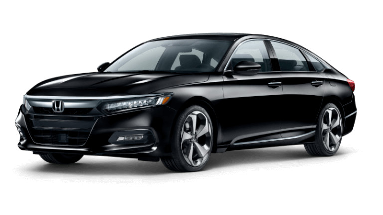 2019 Honda Accord Touring - Crystal Black