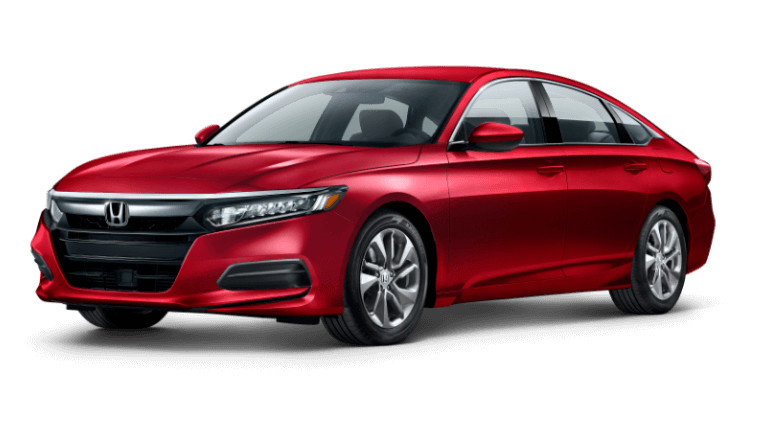 2019 Honda Accord LX - Radiant Red