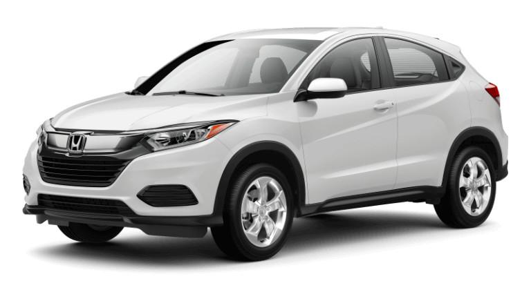 2019 Honda HR-V - White Pearl