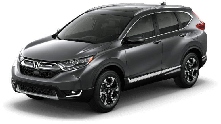 2019 Honda CR-V Touring - Gun Metal