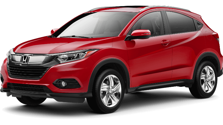2019 Honda HR-V EX - Milano Red