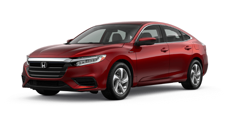 2019 Honda Insight EX - Crimson