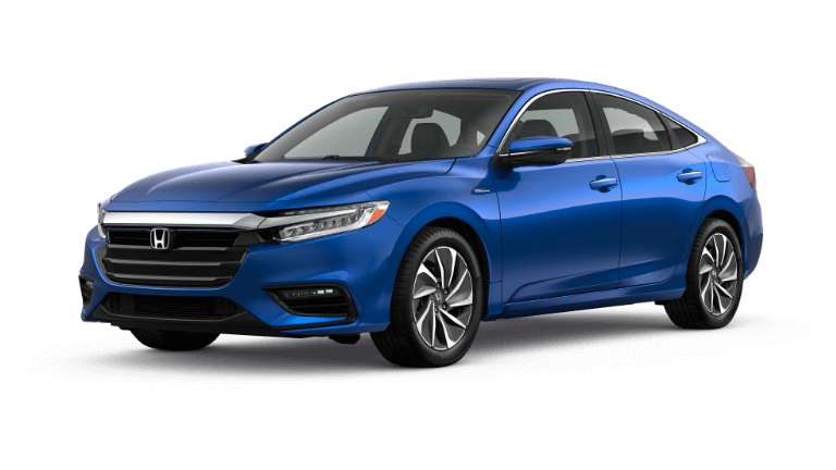 2019 Honda Insight Touring - Ocean Blue