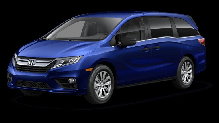 2019 Honda Odyssey LX vs  EX vs  EX-L vs  Touring vs  Elite