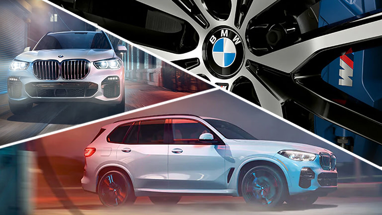 2019 BMW X5 Performance Features
