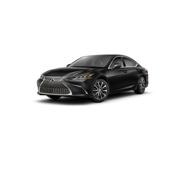 2019 Lexus ES 350 Ultra Luxury - black