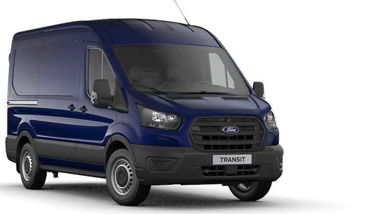Ford Transit tegel | Ford Poll