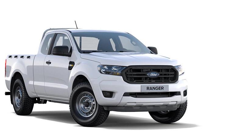 Ford Ranger tegel | Ford Poll