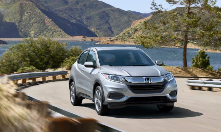 2020 Honda HR-V driving