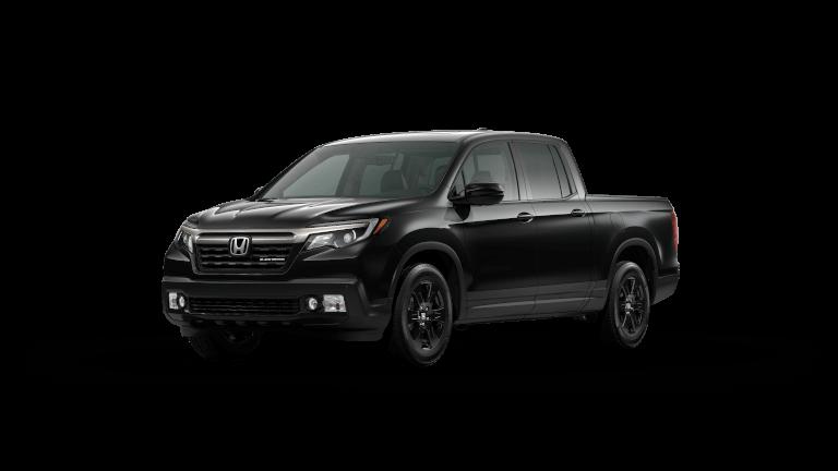 2020 Honda Ridgeline Black Edition
