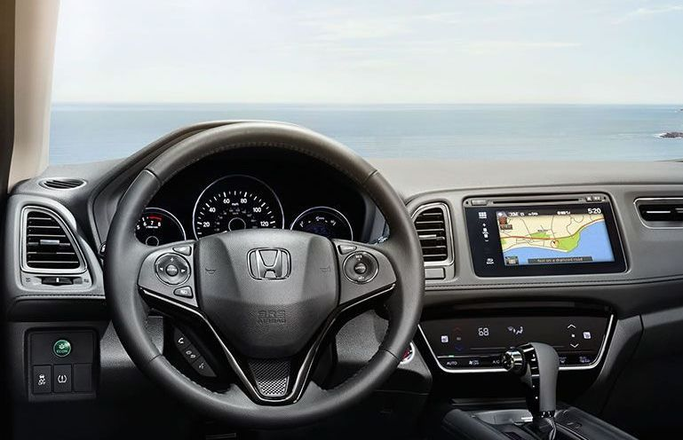 2017 Honda HR-V Interior Technology
