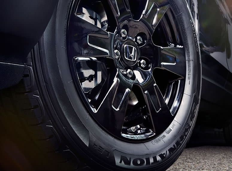 Black Edition 18-inch Wheels