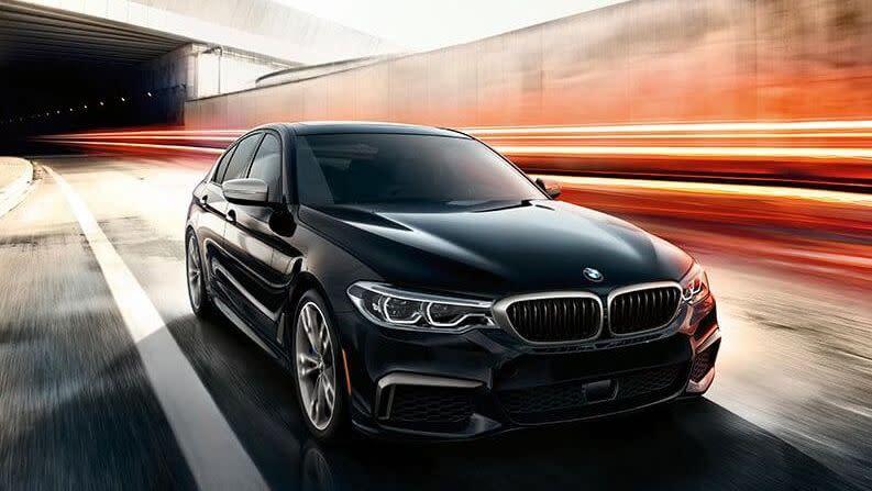 2019 BMW 5 Series vs 2019 Lexus ES in Baton Rouge, LA
