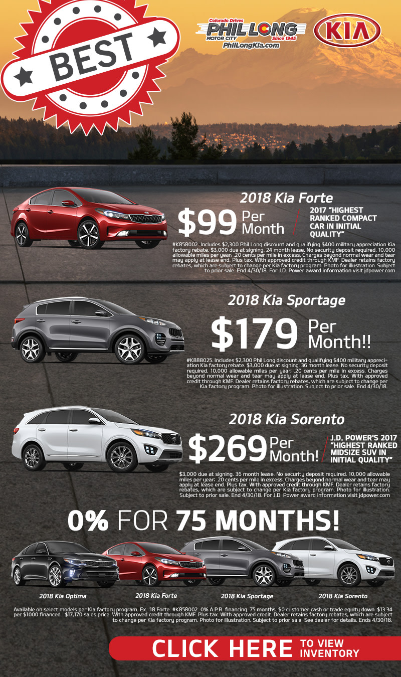 deals kia new tampa offers sorento featured discounts htm special suv vehicles ex