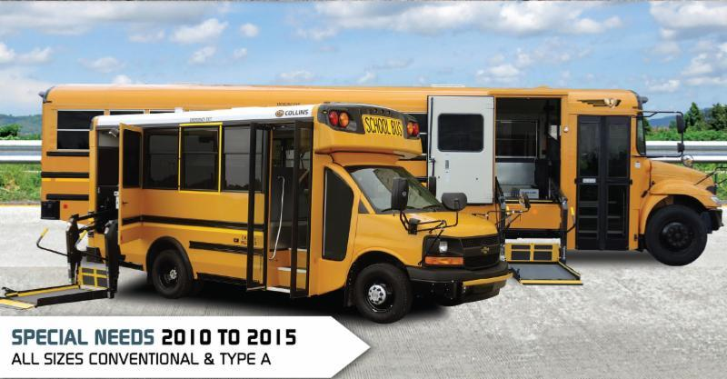 South Dakota New and Used Buses- Midwest Transit Equipment