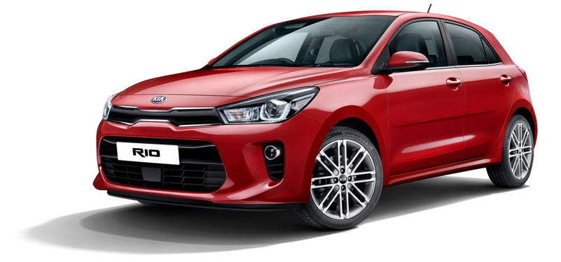 New Kia Rio for sale in Sherwood Park, AB