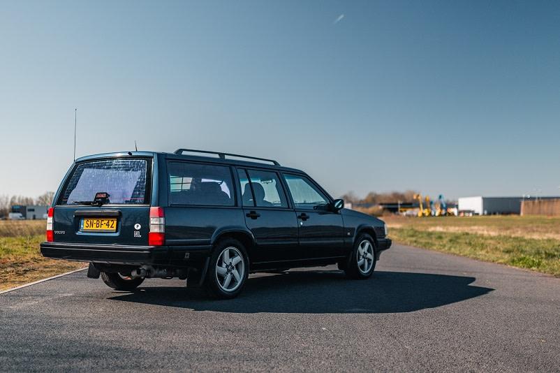 Volvo 940 uit 1997 met 1 miljoen kilometer op de teller