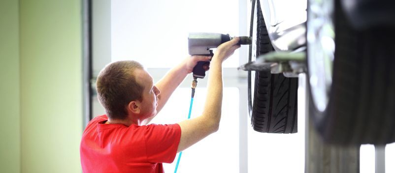 Tire Rotation Service near Canfield, OH - Sweeney Service