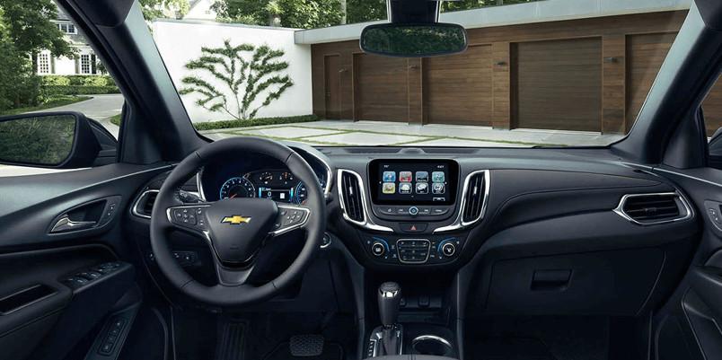 2020 Chevrolet Equinox Center Console
