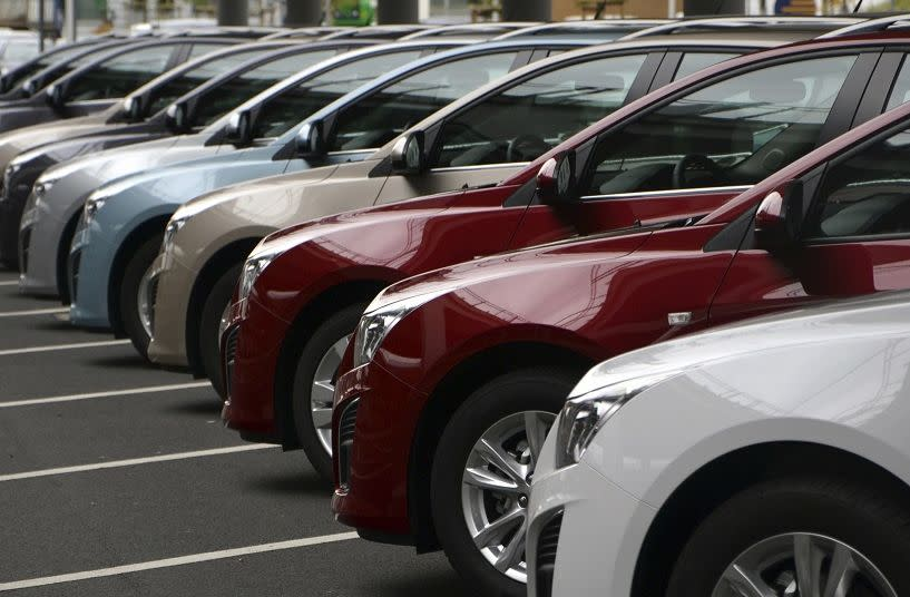 We Have Many Used Cars To Choose From!