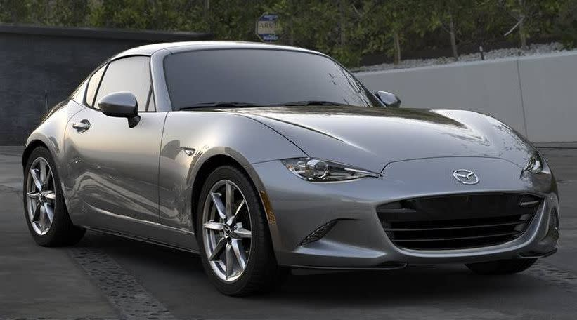 Test Drive a New Mazda Today!