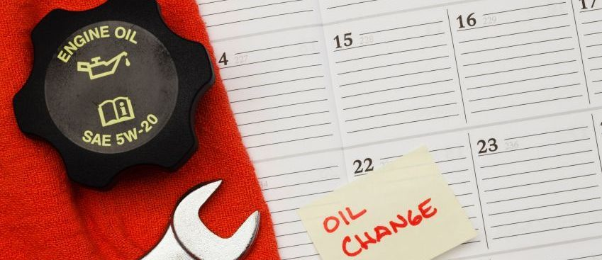 Oil Change Service in Midwest City, OK
