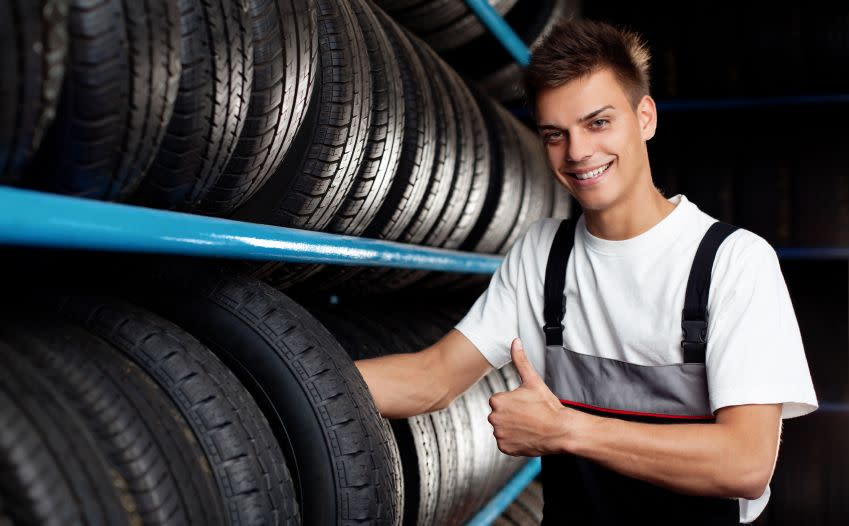 Tire Rotation Service near Sacramento, CA