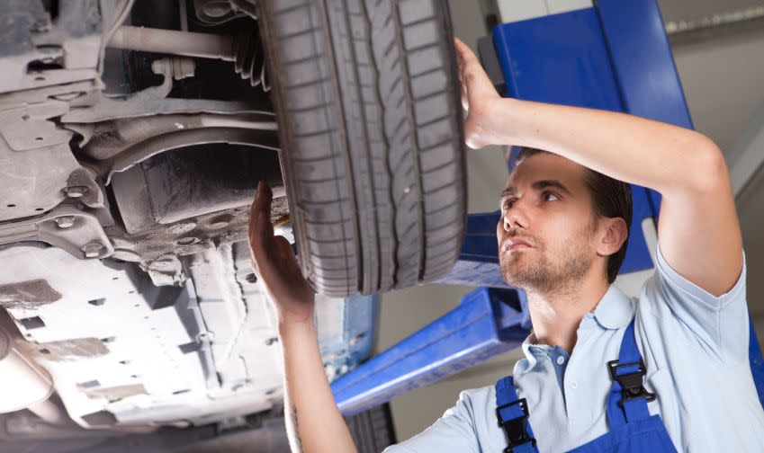 Tire Rotation Service near Oak Lawn, IL