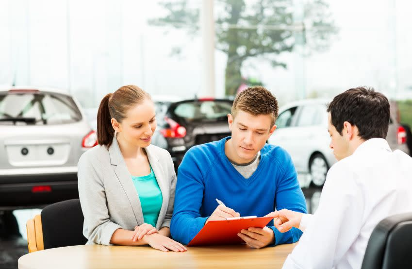 Quick and Easy Auto Financing near Holland, OH