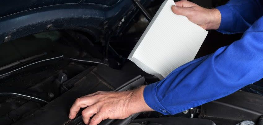 When Should I Get My Car's Air Filters Replaced?