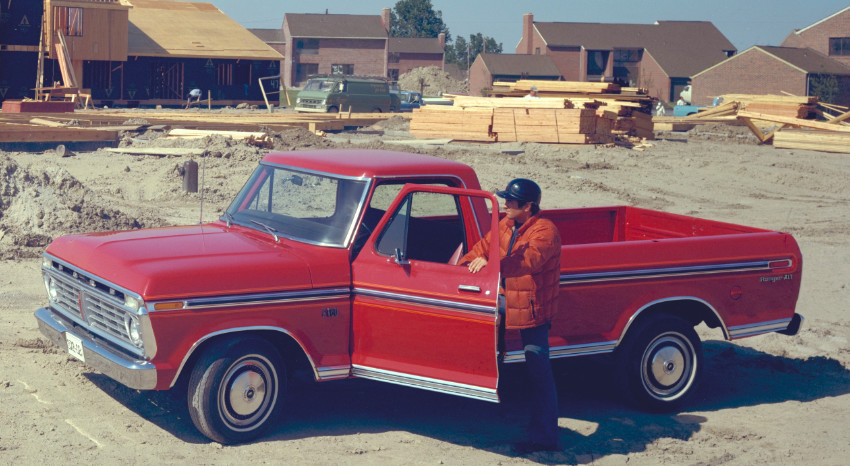 History of the Ford F150