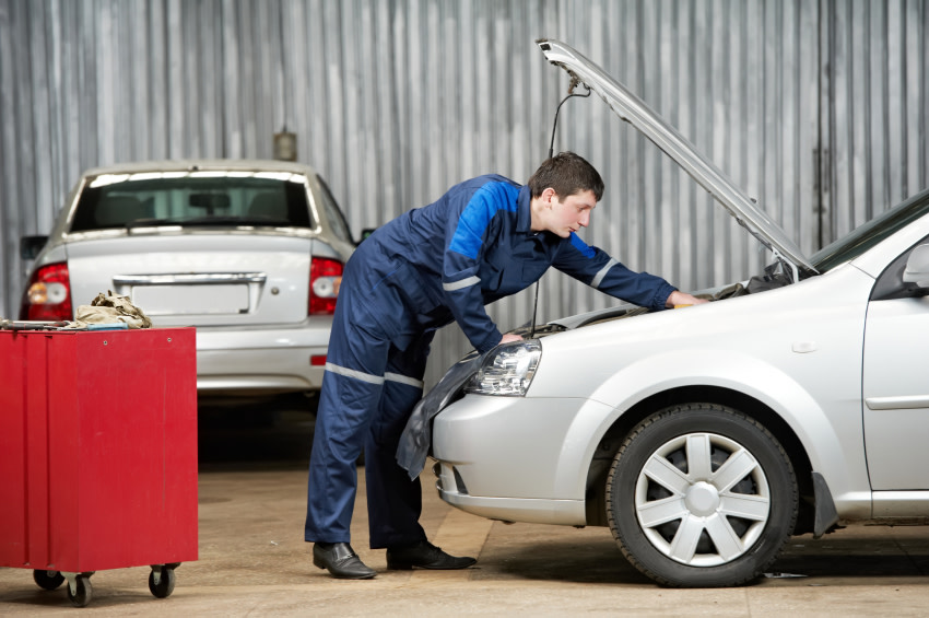 Let Our Expert Mechanics Take a Look!