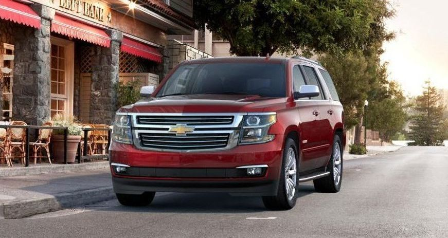 2017 Chevrolet Tahoe for Sale in Chantilly, VA