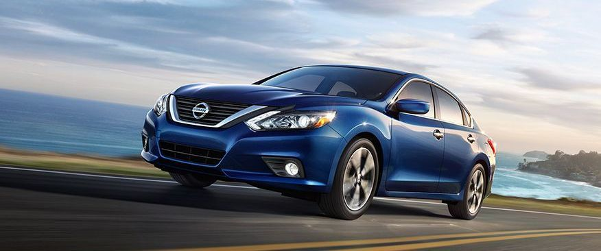 2017 Nissan Altima vs 2017 Honda Accord near Stafford, VA