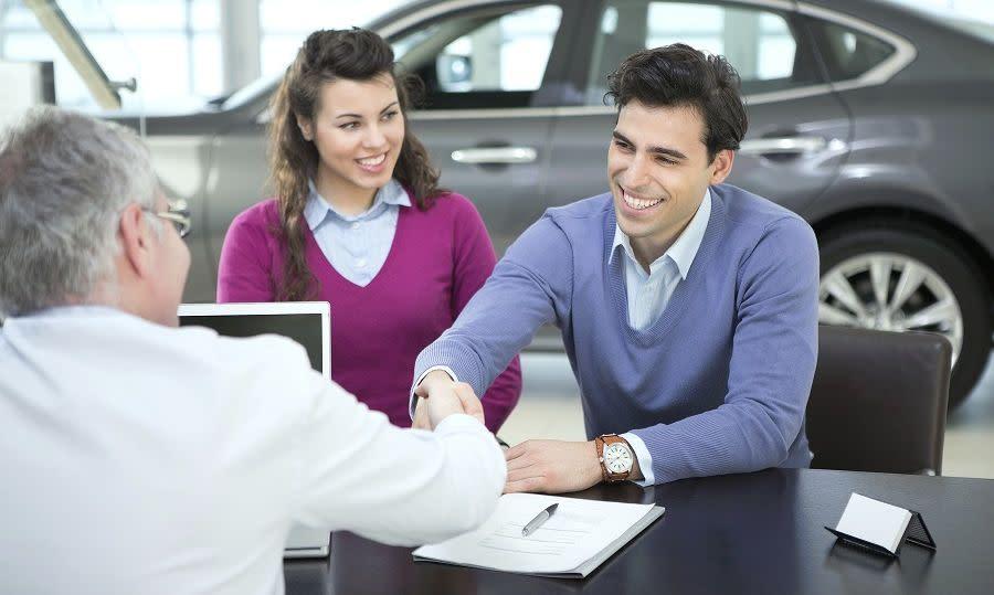 Clasificación del Better Business Bureau a Car Credit Center en Chicago, IL