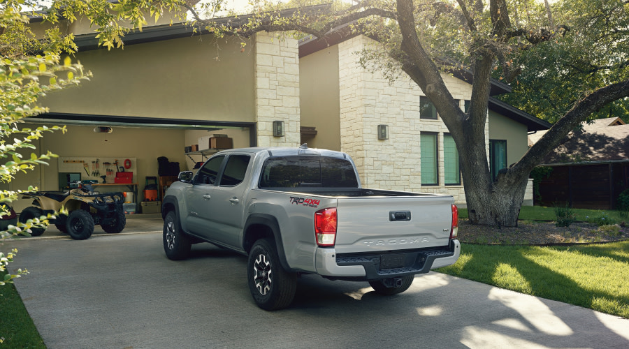 2019 Toyota Tacoma Towing Capabilities