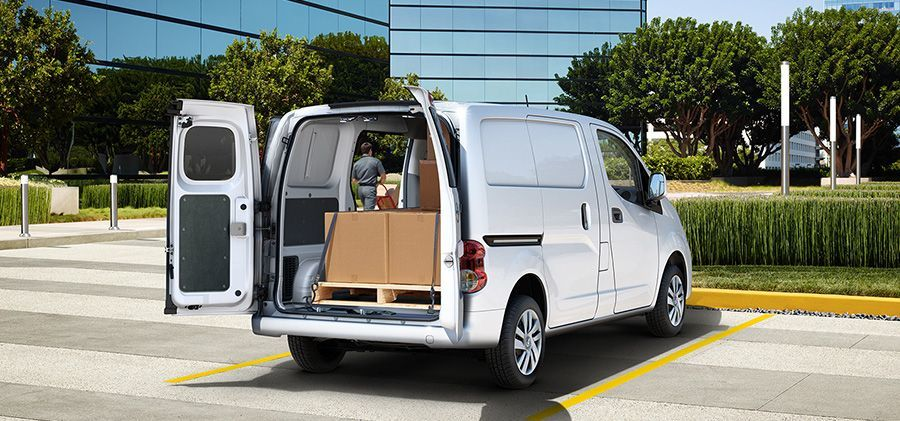 2017 Nissan NV 200 Compact Cargo for Sale near Orland Park, IL