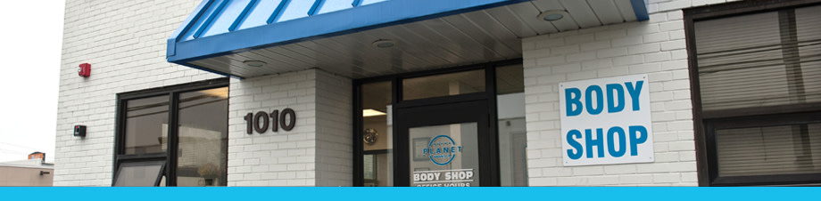 Body Shop Building