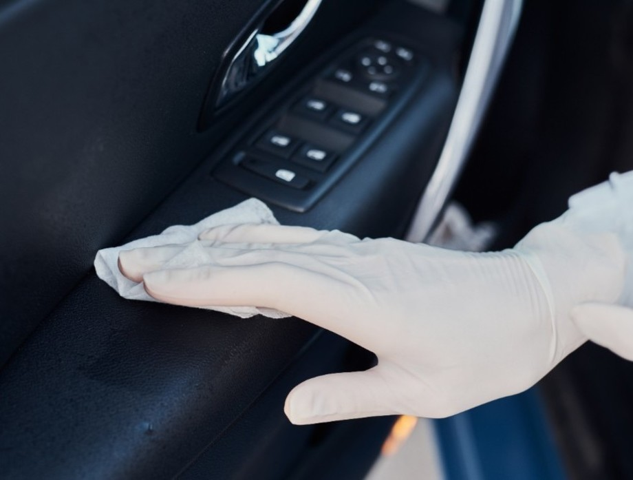 Tips for Sanitizing Your Mazda in Webster, TX