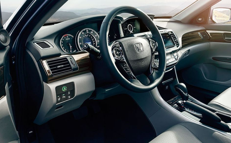 A Well-Appointed Interior Makes the 2017 Accord a Great Option!