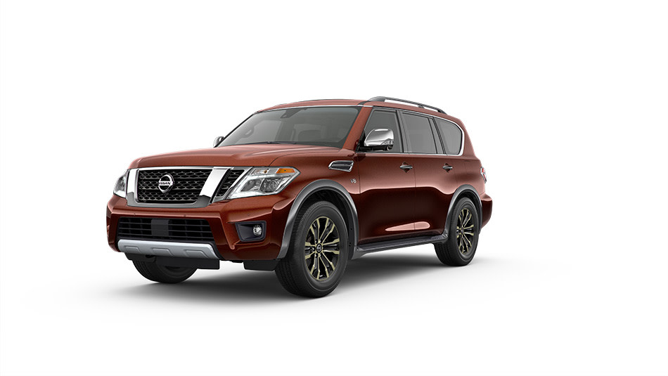 2020 Nissan Armada for sale in Edmonton, AB