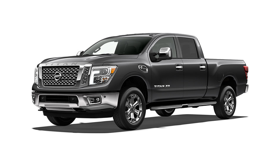 2018 Nissan Titan XD for sale in Edmonton, AB