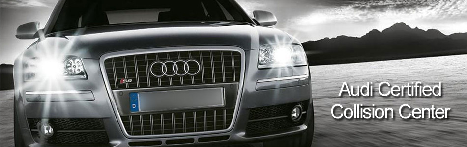 Eurobahn Audi Body Shop Greensboro Certified Collision Repair - Audi certified collision repair