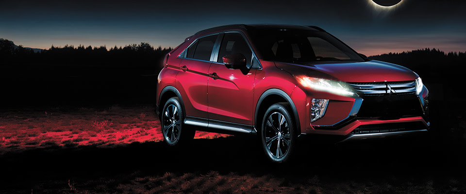 2018 Mitsubishi Eclipse Cross Near Saylesville Wi Russ Darrow
