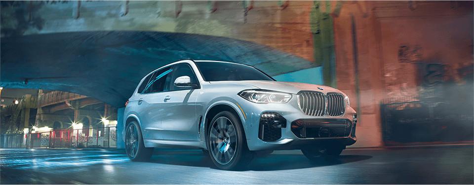 All-New BMW X5 - Braman BMW West Palm Beach