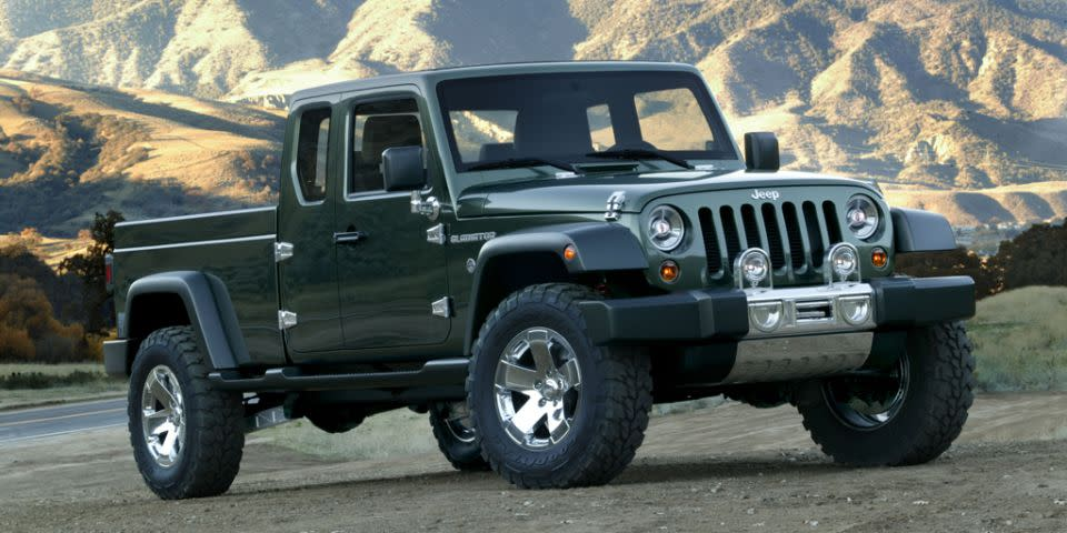 Drive Arabia Provided The Scoop On Details Regarding A New Pickup From Jeep This Past Week Which Has Now Excitingly Materialized Into Reality