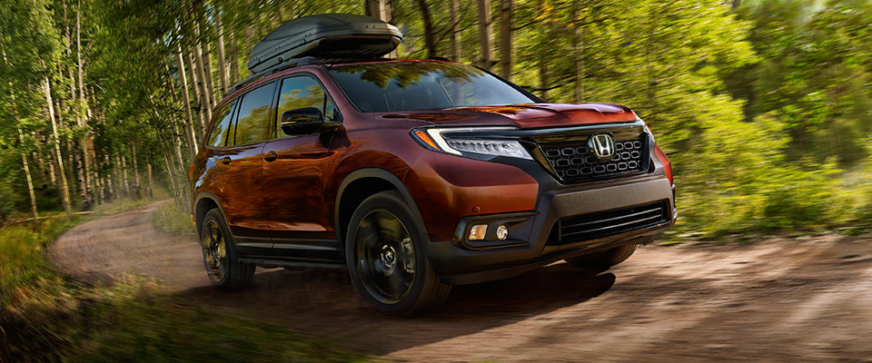 Preorder The 2019 Honda Passport Russ Darrow Honda