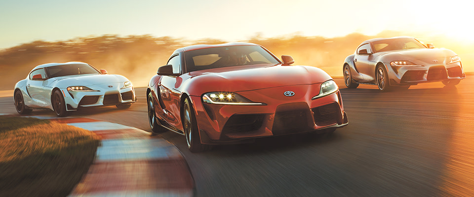 Preorder the 2020 Toyota Supra - Russ Darrow Toyota of West Bend