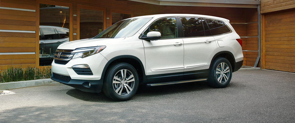 2018 Honda Pilot near Brookfield, WI