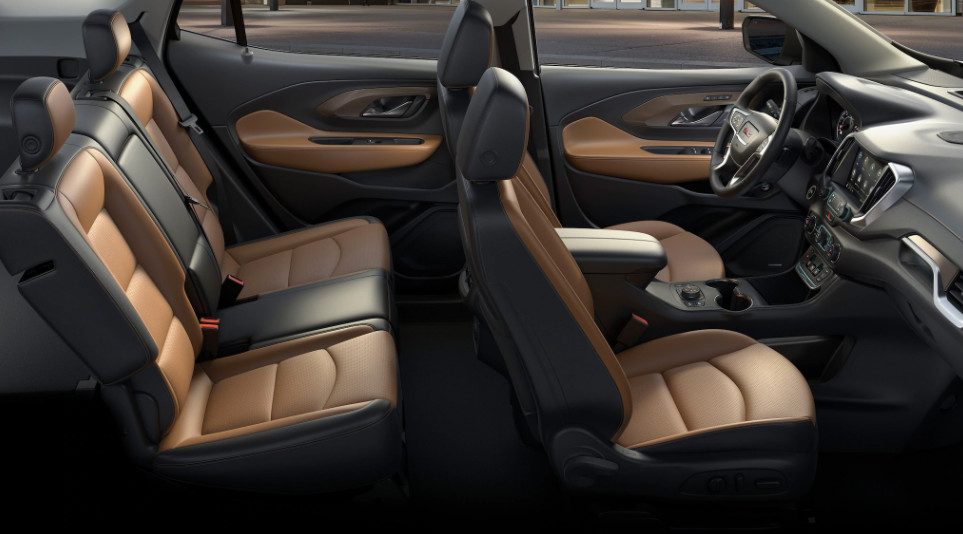 2020 GMC Terrain Seating
